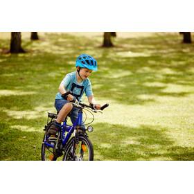 KED Kailu Helmet Kids Blue Matt